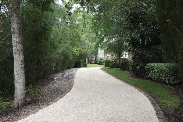driveway grading